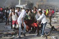 Tin tức - Hiện trường vụ đánh bom đẫm máu khiến 276 người thiệt mạng ở Somalia