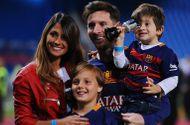 Tin tức - Vợ chồng Messi ngầm thông báo sắp có con thứ 3