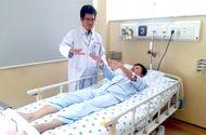 Y tế sức khỏe - Một phụ nữ bị liệt nửa người do nhậu quá đà