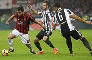 Tin tức - Higuain lập cú đúp, Juventus đánh bại chủ nhà AC Milan