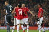 Tin tức - MU thắng dễ Benfica, sớm vào vòng đấu loại trực tiếp Champions League