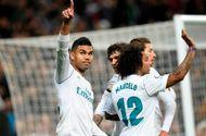 Tin tức - Thắng 3 - 0, Real nhẹ nhàng đè bẹp Las Palmas trên sân nhà
