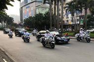 """Cần biết - Đội xe Yamaha FJR1300 P """"khủng"""" dẫn đoàn các nguyên thủ"""