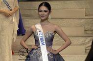 Tin tức - Thùy Dung trượt Top 15 Miss International 2017 một cách đáng tiếc