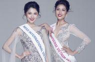 Tin tức - Đang thi Miss Universe, Nguyễn Thị Loan vẫn chúc Thuỳ Dung may mắn ở Miss International
