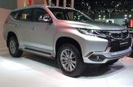 Tin tức - Cận cảnh xế sang Mitsubishi Pajero Sport 2018 sắp ra mắt tại Anh