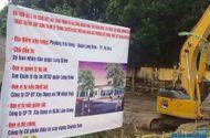 Môi trường - Dân phản đối dự án trạm ép rác được đặt ngay cạnh khu dân cư và trường học