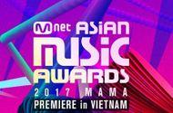 Lý do gì khiến MAMA 2017 mở màn tại Việt Nam?