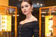 Thuỳ Dung rạng rỡ dự sự kiện sau Miss International 2017