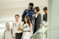 Tin tức - So Ji Sub đã tới Việt Nam, được Diệp Lâm Anh lái xe đưa về khách sạn