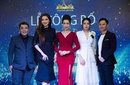 Diễm Hương, Trịnh Kim Chi và Trà Ngọc Hằng làm giám khảo Nữ Hoàng Sắc đẹp Doanh Nhân 2018