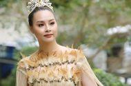 """Tin tức - Hoa hậu Biển Thùy Trang nhận danh hiệu """"Đại sứ môi trường"""""""