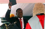 Ông Mnangagwa chính thức nhậm chức Tổng thống lâm thời Zimbabwe