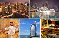 Tin tức - Choáng ngợp với lối sống xa hoa bậc nhất thế giới ở Dubai