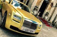 Tin tức - Rolls-Royce mạ vàng giá rẻ bất ngờ và chỉ nhận thanh toán bằng bitcoin