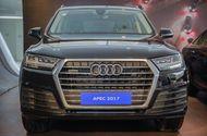 Tin tức - Xe Audi phục vụ APEC phải chịu những loại thuế nào?