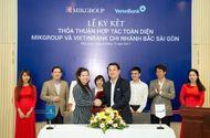 Kinh doanh - MIKGroup ký kết thỏa thuận hợp tác toàn diện với Viettinbank