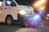 Tin tức - Vụ tai nạn ở Bạc Liêu: Xe cứu thương không mở còi ưu tiên