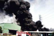 Tin tức - Cháy lớn dưới đường điện cao thế, toàn TP Vũng Tàu mất điện