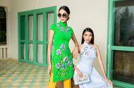 """Tin tức - Lan Khuê - Hoàng Thuỳ """"đối đầu"""" tại show thời trang của NTK Đinh Văn Thơ"""