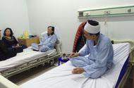 Tin trong nước - Bảo vệ bệnh viện hành hung người nhà bệnh nhân