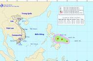 Tin trong nước - Xuất hiện áp thấp nhiệt đới gần Biển Đông có thể mạnh thành bão