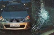Tin tức - Khởi tố nam thanh niên đập vỡ kính chắn gió ôtô sau va chạm giao thông