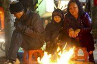 Tin trong nước - Miền Bắc lại đón không khí lạnh tăng cường