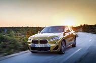 Tin tức - Cận cảnh xế sang BMW X2 2018 giá khởi điểm từ 895 triệu đồng