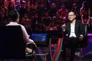 """Tin tức giải trí - Những hình ảnh đầu tiên của nhà báo Phan Đăng tại """"Ai là triệu phú"""""""