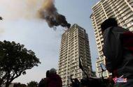 Tin tức - Video: Hỏa hoạn tại chung cư cao cấp ở Hà Nội