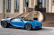 Tin tức - 70 đại gia bỏ hàng trăm tỷ mua siêu xe Bugatti Chiron trong năm 2017
