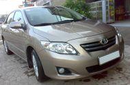 Tin tức - Toyota Việt Nam triệu hồi 8.000 xe Corolla do lỗi túi khí