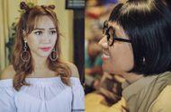 """Tin tức giải trí - Trấn Thành bỏ mặc Hari Won, lên kế hoạch """"cua"""" gái đẹp Diệu Nhi"""