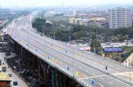 Tin trong nước - Hà Nội xây cầu cạn dài 5,3km hơn 5.000 tỷ đồng