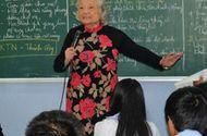 Tin tức - Bài giảng đạo đức thấm thía hút cả triệu lượt xem của cô giáo 87 tuổi