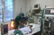 Tin tức - Thời tiết lạnh, bệnh nhân đến khám được sưởi ấm