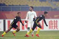 """Tin tức - U23 Malaysia lập """"cơn địa chấn"""" tại VCK U23 châu Á"""