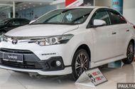 Tin tức - Toyota Vios 2018 chốt giá 435 triệu đồng