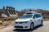 Tin tức - Google đặt mua hàng nghìn xe Chrysler để thử nghiệm công nghệ xe tự lái