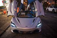Tin tức - Siêu xe McLaren 720S 16 tỷ đầu tiên lăn bánh tại Việt nam