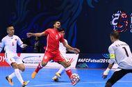 Tin tức - Đội tuyển futsal Việt Nam có chiến thắng đầu tiên tại VCK futsal châu Á