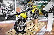 Tin tức - Mẫu mô tô Suzuki DR-Z70 2018 giá 42 triệu đồng sắp sửa trình làng
