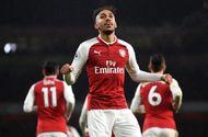 Tin tức - Arsenal 5-1 Everton: Ramsey toả sáng, Aubameyang khai hoả