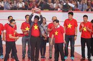 Tin tức - U23 Việt Nam nhận thêm gần 10 tỷ đồng tiền thưởng tại TP.HCM