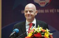 Tin trong nước - Chủ tịch FIFA thăm Việt Nam, sau thành công của U23