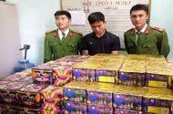 Tin tức - Nghệ An: Bắt giữ gần 5 tấn pháo lậu ngày gần tết Mậu Tuất