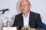 Tin tức - Dự họp báo ngay khi về Hàn, HLV Park Hang Seo ca ngợi CĐV Việt Nam