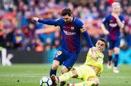 Tin tức - Vòng 23 La Liga: Barca bất ngờ chia điểm ngay tại sân nhà