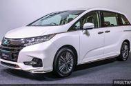 Tin tức - Honda Odyssey 2018 chốt giá bán gần 1,5 tỷ đồng